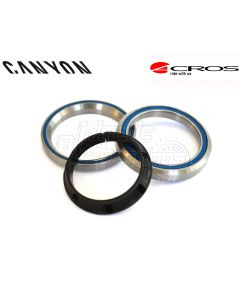 Canyon CF Aeroad/Ultimate/Endurance Headset Bearing Set (for SLX Models after 2016) by Acros
