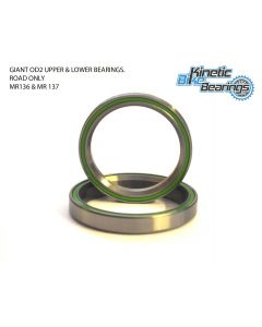 Headset Bearing Kit: to fit Giant Overdrive (OD2) Road Bike
