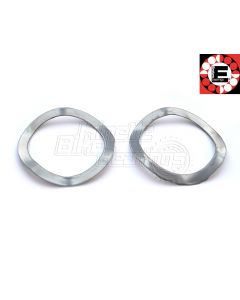 Wave Washer - 30mm - Light Duty - Pack of 2