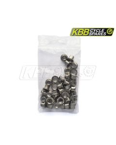 KBB9006 - Chain Ring Bolt Stainless (Short) - Pack Qty 20