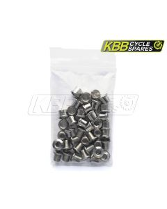 KBB9007 - Chain Ring Bolt Stainless (Long) - Pack Qty 20