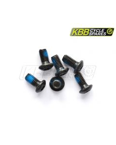 KBB9008 - Torx Rotor Bolts - Pack Qty 30