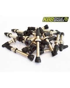 Tubeless Valve Brass 44mm (Trade Pack Qty 20)