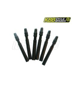 KBB9028 - Valve Extender 50mm (for non removable Valve Cores) - Pack Qty 6