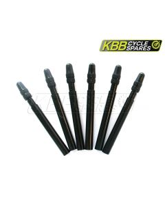 KBB9029 - Valve Extender 60mm (for non removable Valve Cores) - Pack Qty 6