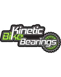 Sticker - Kinetic Bike Bearings (Green)
