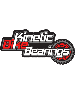 Sticker - Kinetic Bike Bearings (Red)